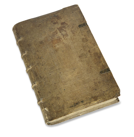 Marx Rumpolt - Ein new Kochbuch. 3. Ausgabe - Weitere Abbildung