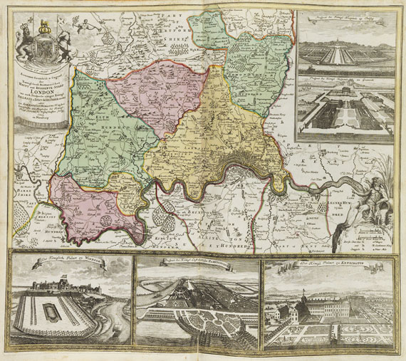 Johann Baptist Homann - Atlas novus terrarum orbis -