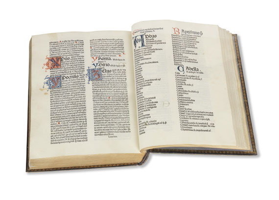 Nicolaus de Ausmo - Supplementum summae - Weitere Abbildung