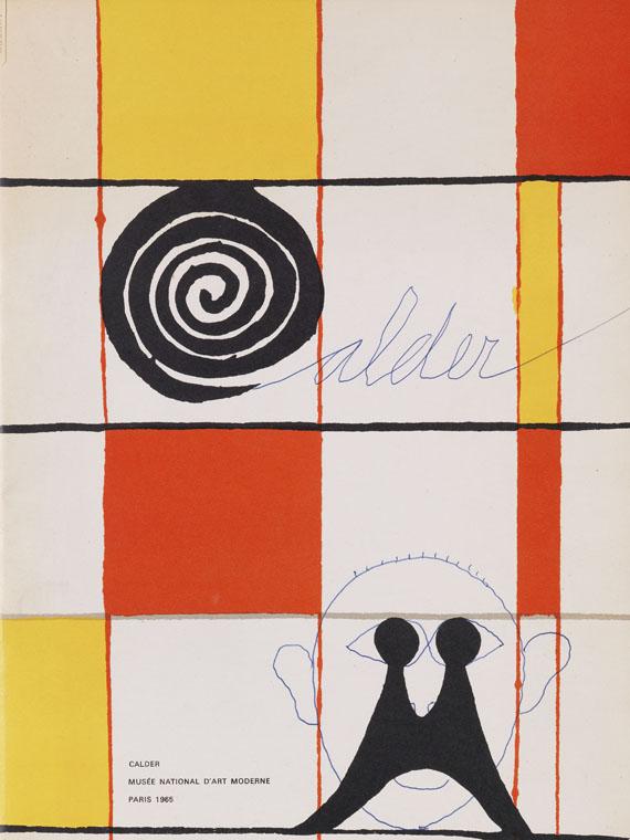Alexander Calder - Ausstellungskatalog