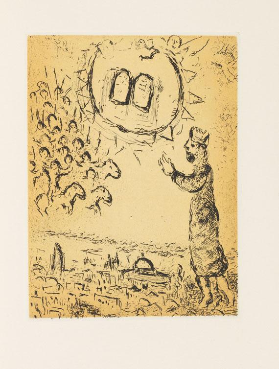 Marc Chagall - Psaumes de David