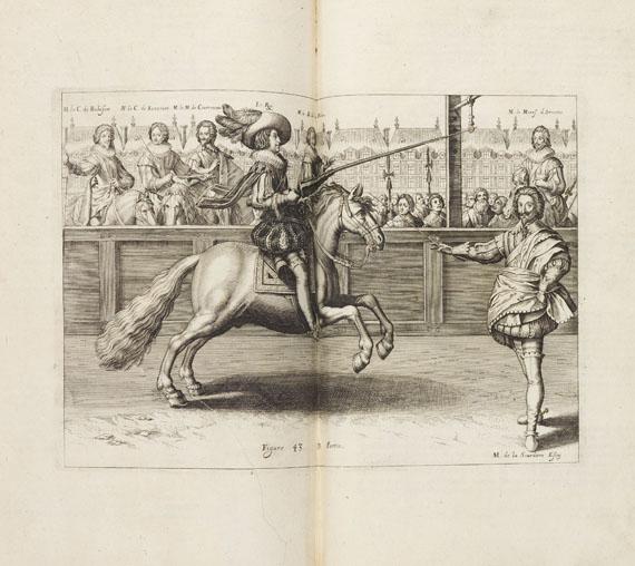 Antoine de Pluvinel - L'instruction du roy en l'exercice
