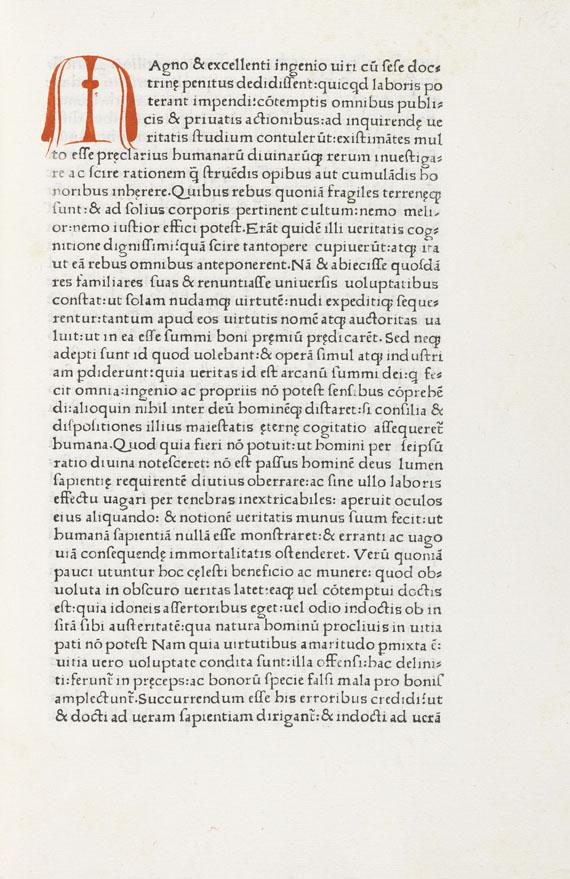 Firmianus Lactantius - Institutiones Divinae -