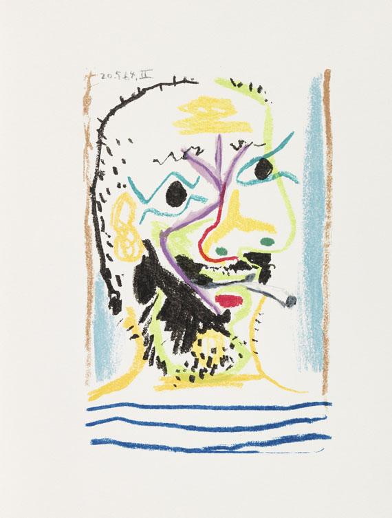 Pablo Picasso - Le Gout du Bonheur