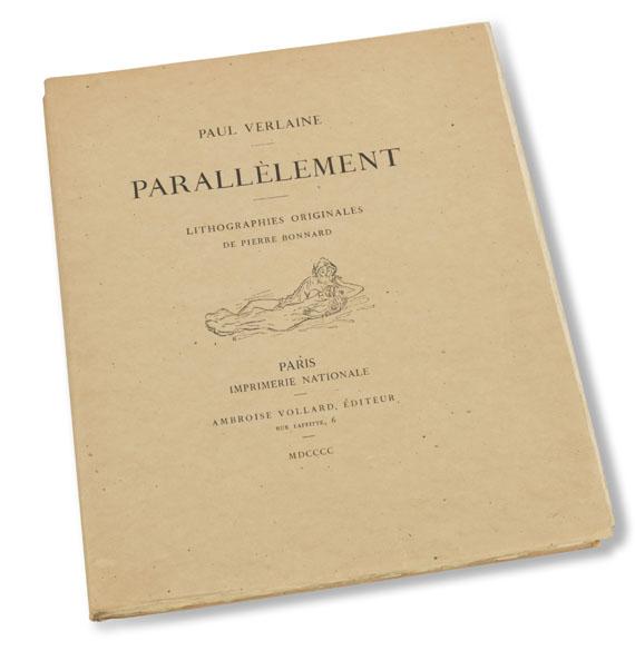 Paul Verlaine - Parallèlement -