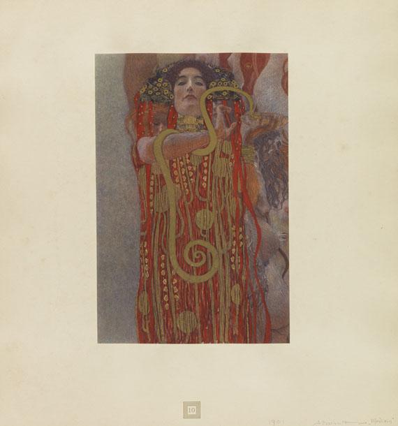 Gustav Klimt - Eine Nachlese