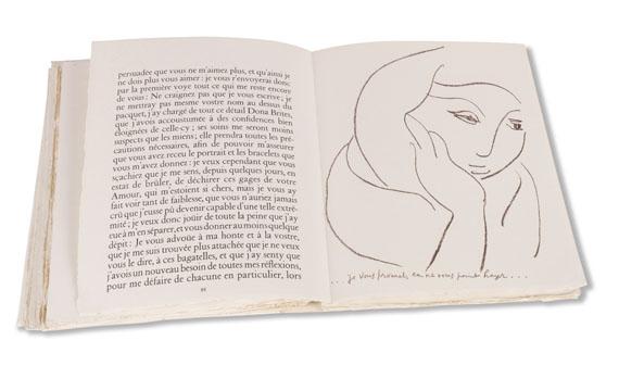 Marianna Alcaforado - Lettres - Weitere Abbildung