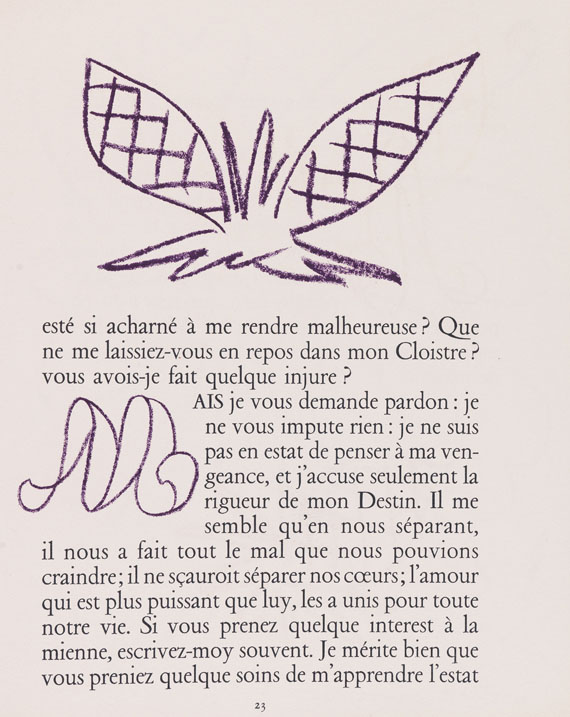 Marianna Alcaforado - Lettres
