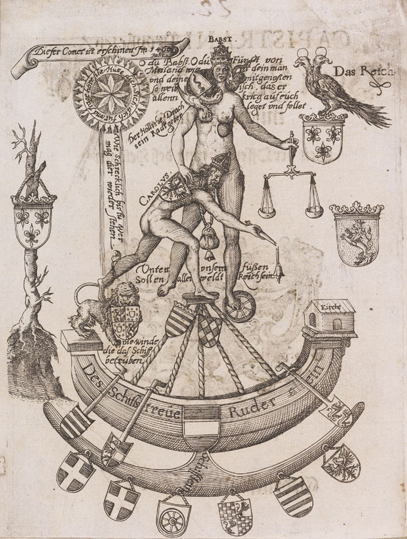 Johannes Capistranus - Vom Zustand des römischen Reichs