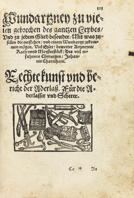 Hans Daubmann - Artzneybuch - Weitere Abbildung