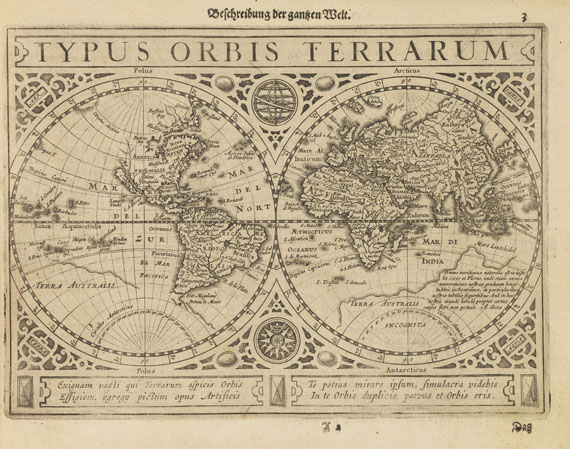 Gerard Mercator - Atlas minor