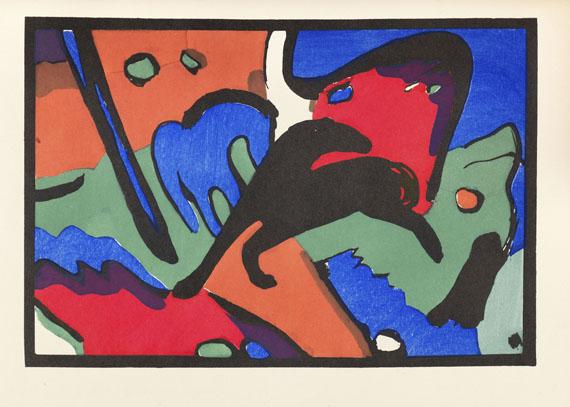 Wassily Kandinsky - Der Blaue Reiter