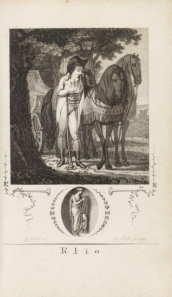 Johann Wolfgang von Goethe - Herrmann und Dorothea