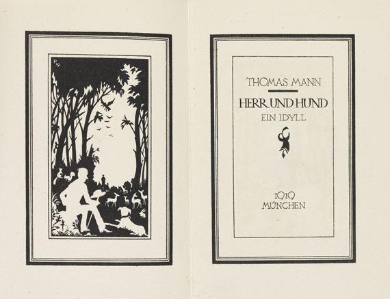Thomas Mann - Herr und Hund