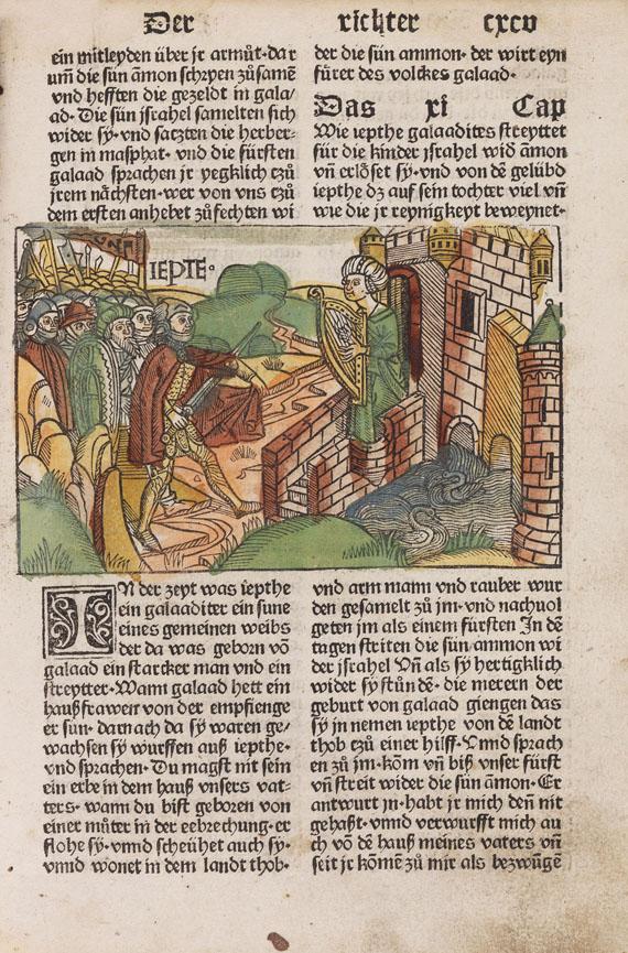 Biblia germanica - 12. deutsche Bibel -