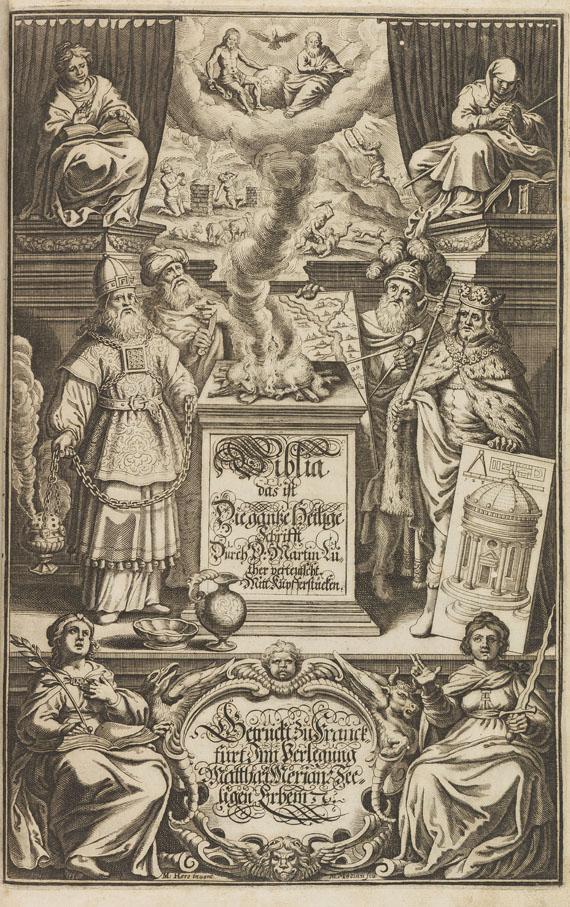 Biblia germanica - Biblia