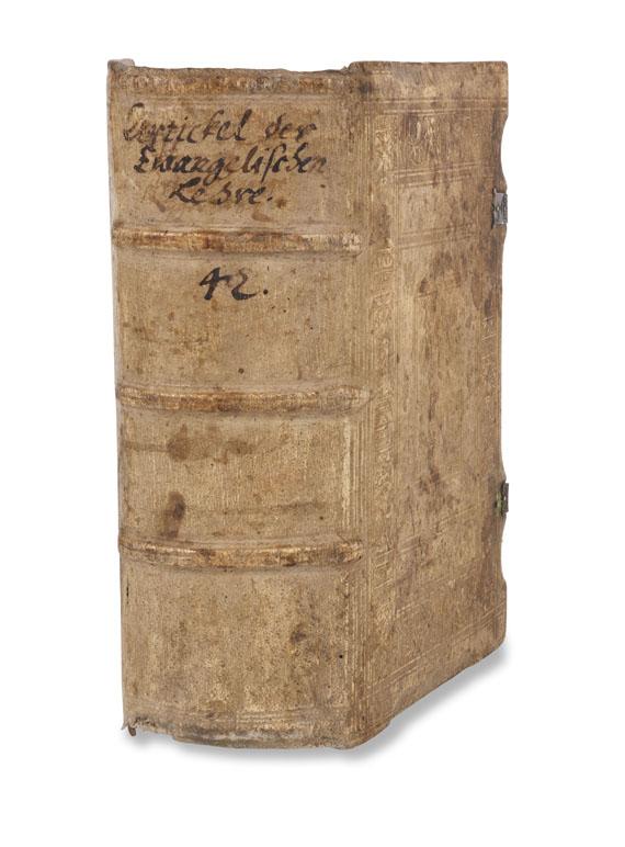 Martin Luther - Sammelband mit 7 Reformationsschriften