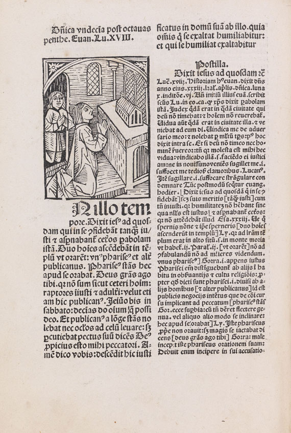 Guillermus Parisiensis - Postilla super epistolas