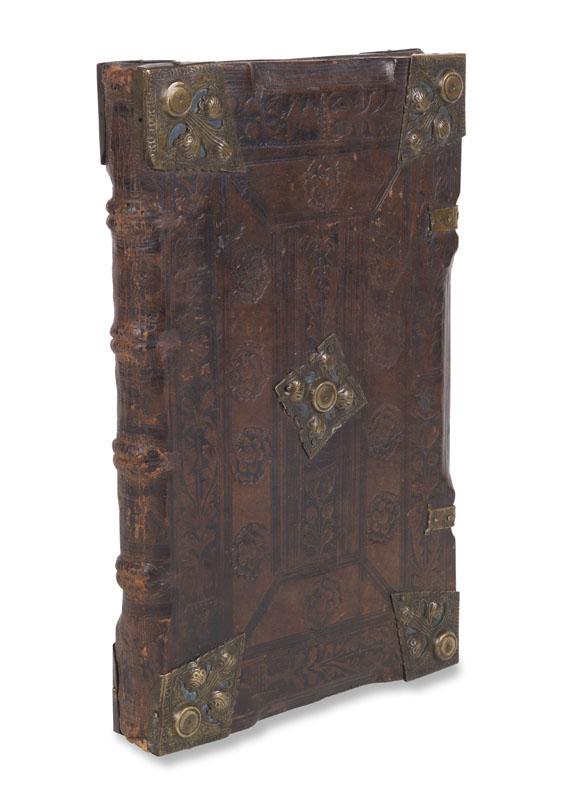 Urbarium-Manuskript - Urbarium St. Valentin