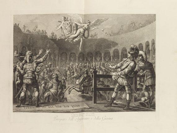 Giambattista Bodoni - Descrizione delle feste celebrate in Parma