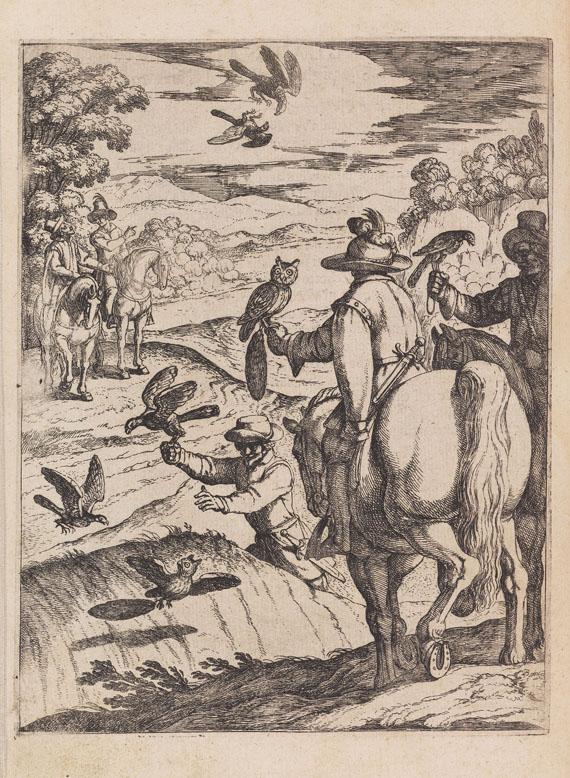 Giovanni Pietro Olina - Uccelliera