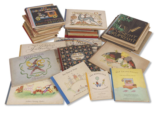 - 51 Kinderbücher -