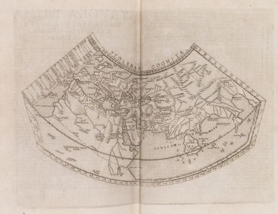 Claudius Ptolomaeus - La geografia - Weitere Abbildung