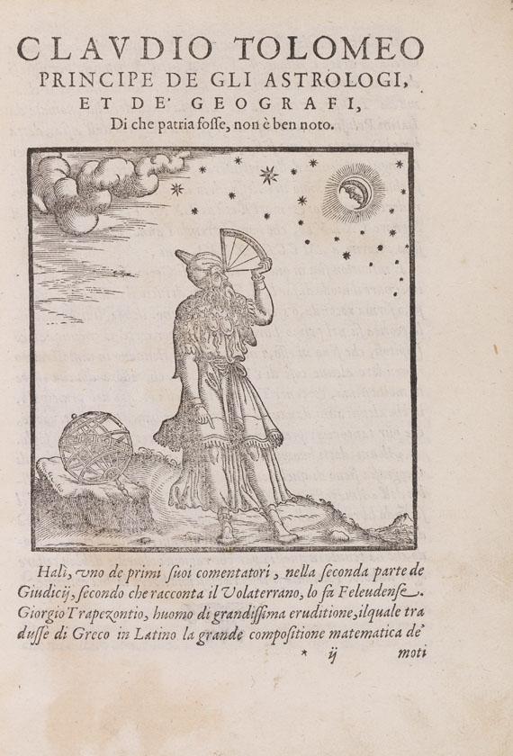 Claudius Ptolomaeus - La geografia