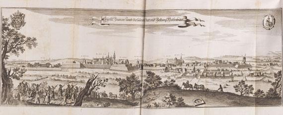 Matthäus Merian - Topographia Braunschweig-Lüneburg