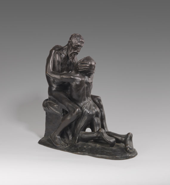 Constantin Emile Meunier - Der verlorene Sohn (L'enfant prodigue/Le pardon) - Weitere Abbildung