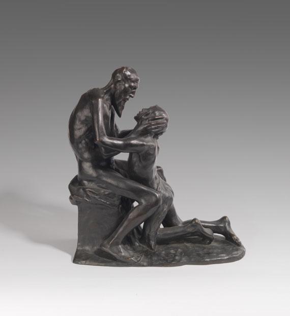 Constantin Emile Meunier - Der verlorene Sohn (L'enfant prodigue/Le pardon)