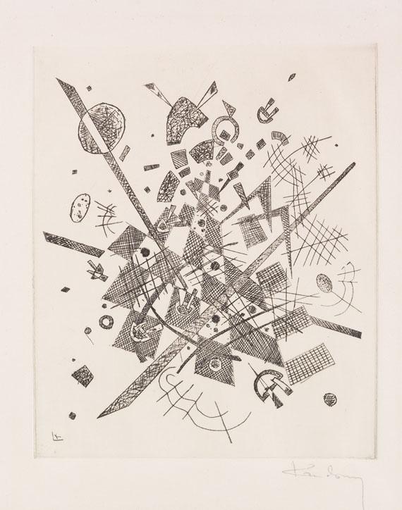 Wassily Kandinsky - Kleine Welten IX