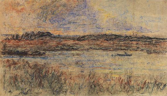 Christian Rohlfs - See im Abendlicht