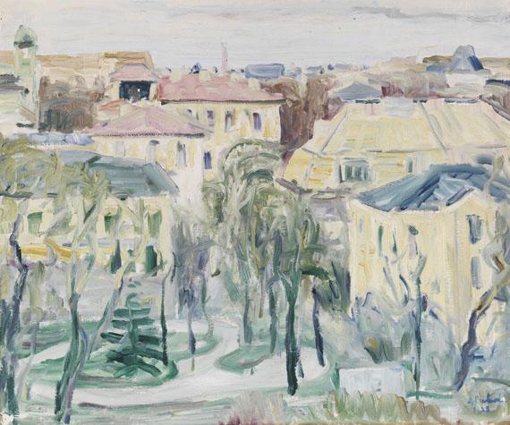 Arnold Balwé - Stadtansicht