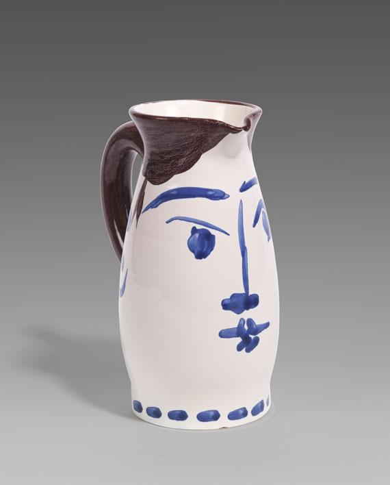 Pablo Picasso - Face tankard