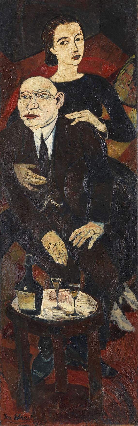 Josef Scharl - Der Abend