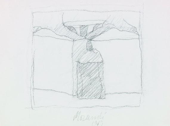 Giorgio Morandi - Natura morta