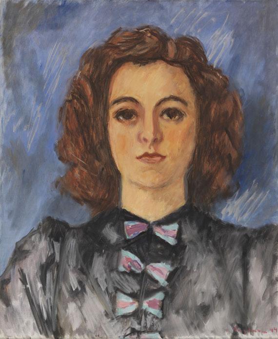 Ivo Hauptmann - Frauenporträt