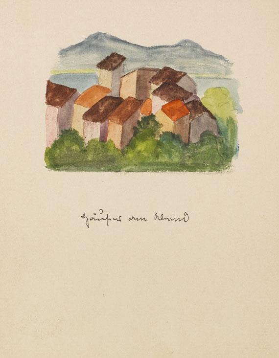 Hermann Hesse - Zwölf Gedichte -