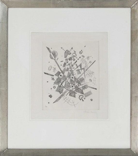 Wassily Kandinsky - Kleine Welten IX - Frame image