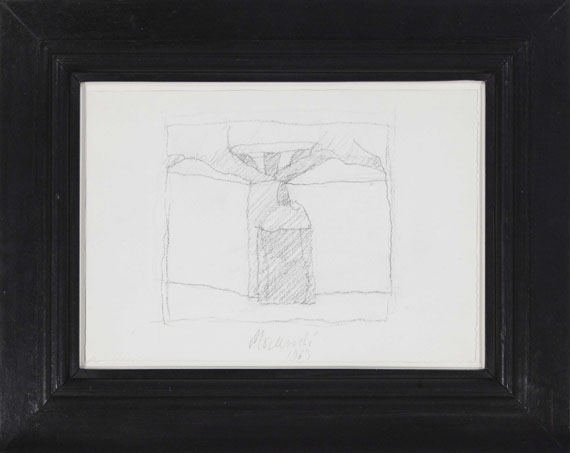 Giorgio Morandi - Natura morta - Frame image