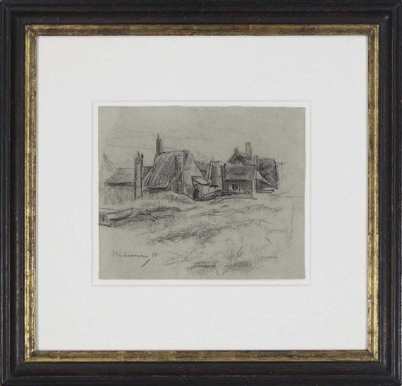 Max Liebermann - Katwijk - Frame image