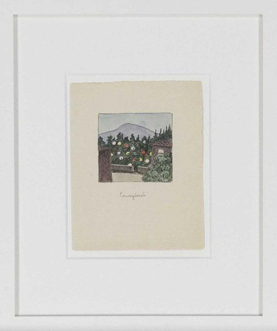 Hermann Hesse - Zwölf Gedichte - Frame image