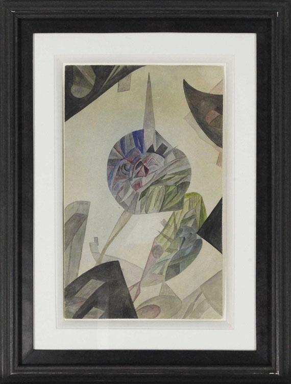 Carl Buchheister - Komposition - Frame image