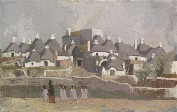 Hermann Teuber - Alberobello II