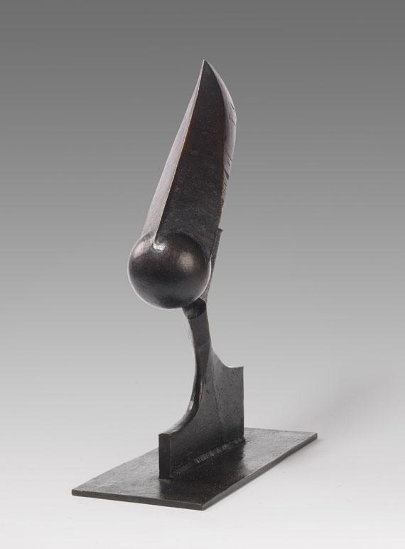 Rudolf Hoflehner - Figur 50 K/1 (Kleines Idol 2) - Weitere Abbildung