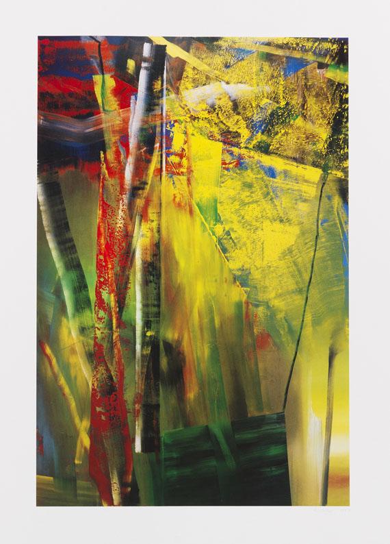 Gerhard Richter - Victoria I, Victoria II - Weitere Abbildung