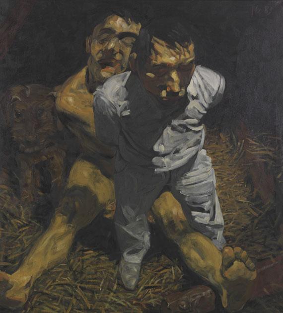 Johannes Grützke - Die Geisel des Gefangenen