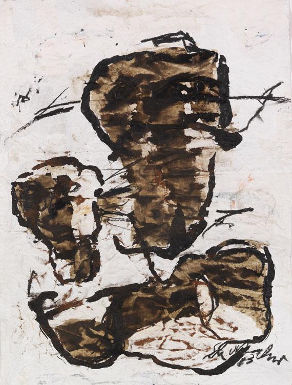 Emil Schumacher - G-1/1983
