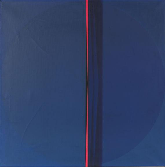 Lothar Quinte - Blauer Kreis
